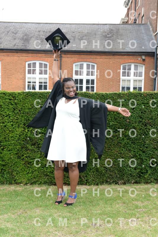Goldsmith Graduation 19-07-2017
